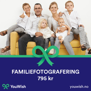 Gavetips: Familiefotografering - Trondheim, Oslo, Sarpsborg, Porsgrunn