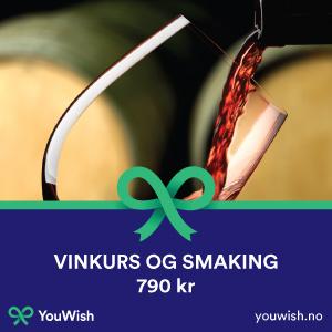 Gavetips: Vinkurs og smaking i Oslo