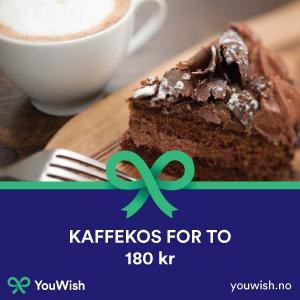 Gavetips: Kaffekos for to i Oslo