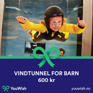 Gavetips: Vindtunnel for barn