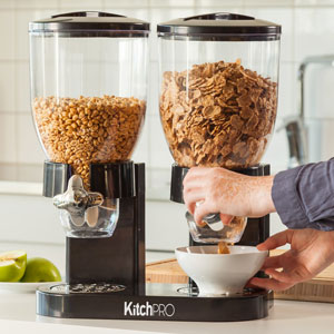 Gavetips: KitchPro Cornflakes Dispenser
