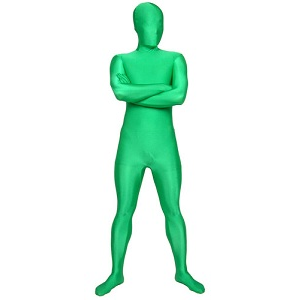 Gavetips: Green Man Suit