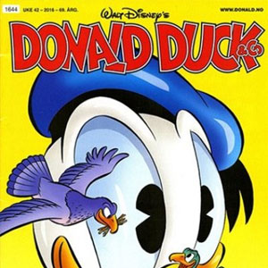 Gavetips: Donald Duck & Co