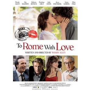Gavetips: To Rome With Love DVD