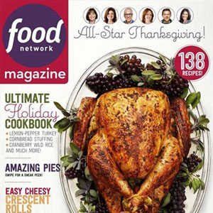 Gavetips: Abonnement på Food Network Magazine