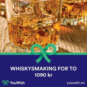 Gavetips: Whiskysmaking for to Oslo